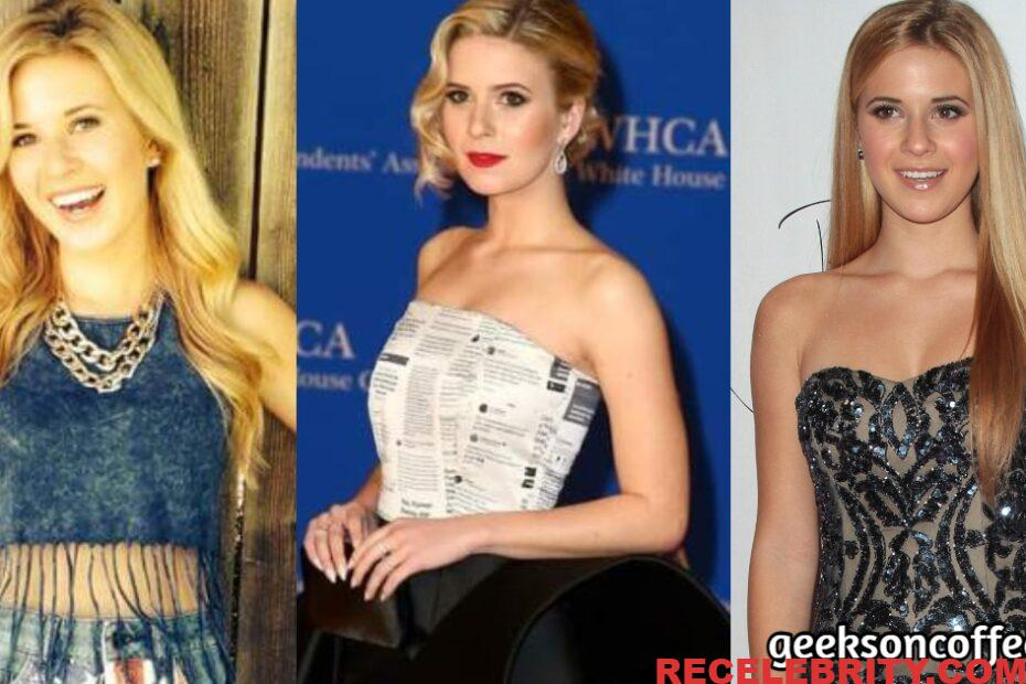 51 Caroline Sunshine Hot Pictures Show Off Her Flawless Figure